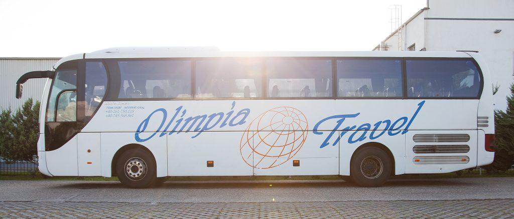 Autocar 50 locuri