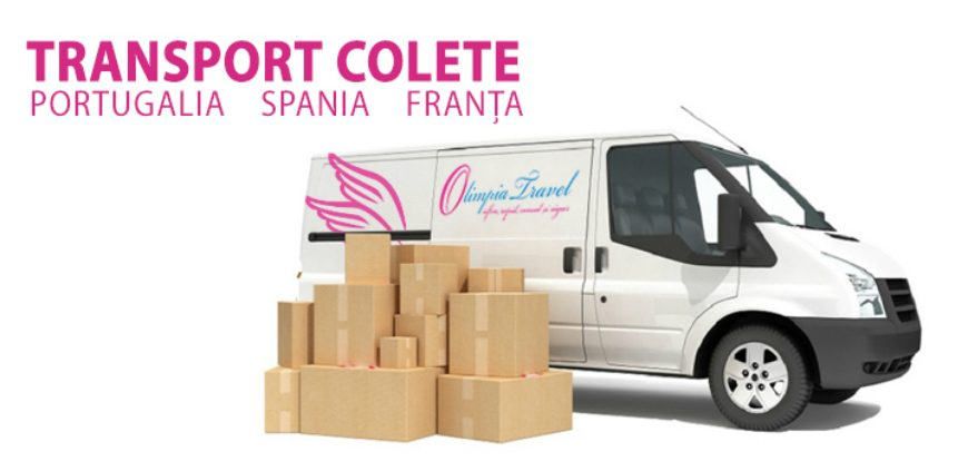 Transport colete Portugalia
