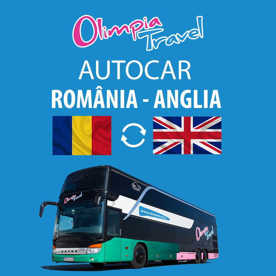 autocar romania anglia