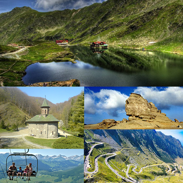 destinatii pentru o vacanta de nota 10 in Romania