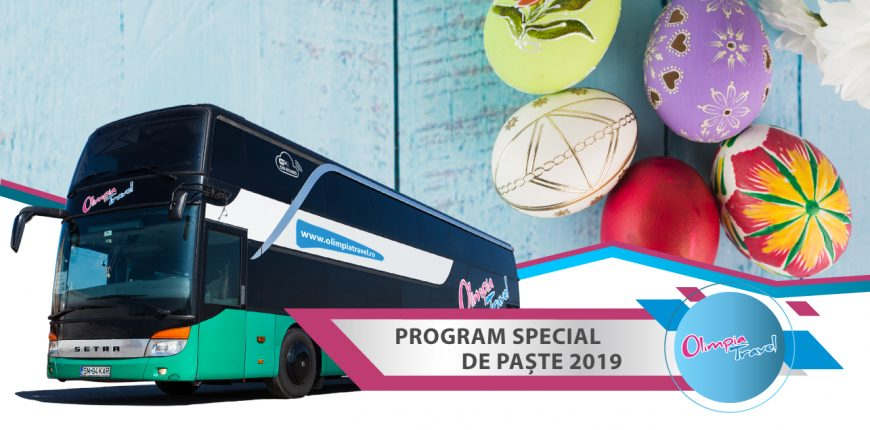 Program de Paste 2019