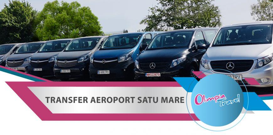 Transfer aeroport Satu Mare