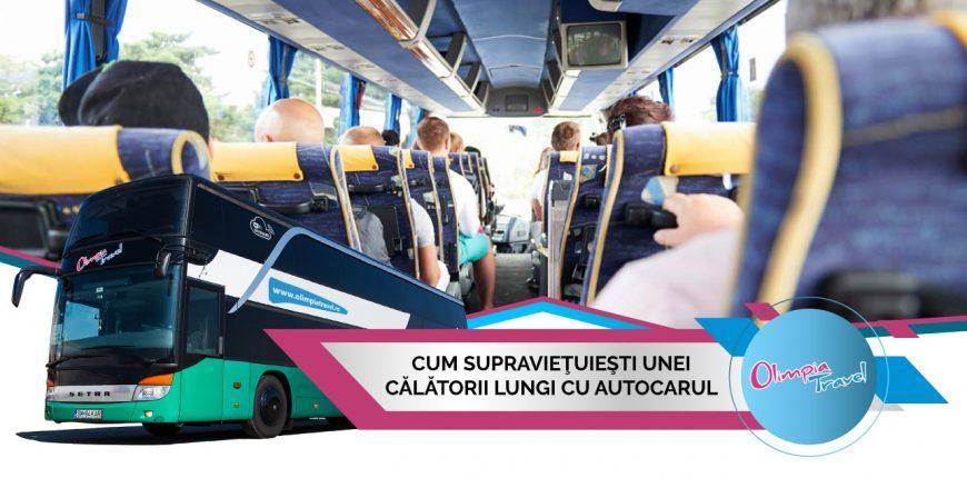 Cum supravietuiesti unei calatorii lungi cu autocarul