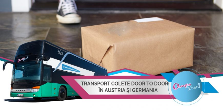 Transport colete door to door